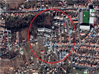 Vanzare teren 629 mp zona Stadion CFR Gruia, Cluj-Napoca