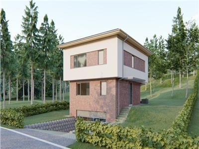 Vanzare teren cu autorizatie casa individuala zona Vila Tusa Faget, Cluj-Napoca