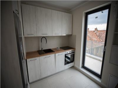 Vanzare apartament 2 camere nou Centru zona The Office, Cluj-Nanpoca