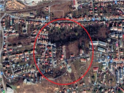 Vanzare teren 500 mp zona Taietura Turcului Gruia, Cluj-Napoca