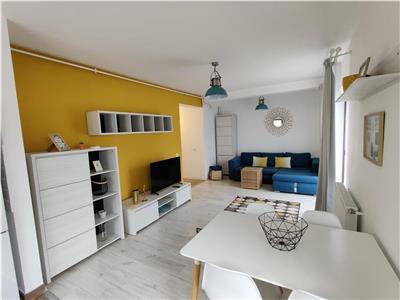 Inchiriere apartament 2 camere modern, Andrei Muresanu, Cluj-Napoca.