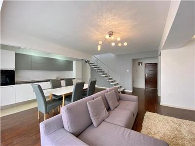 Inchiriere apartament 4 camere, tip penthouse, Buna Ziua, Cluj-Napoca.