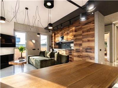 Inchiriere apartament 2 camere de LUX, zona Semicentrala, Cluj-Napoca.