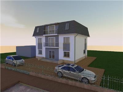 Vanzare apartament 3 camere bloc nou in Apahida- zona Panemar, Cluj Napoca