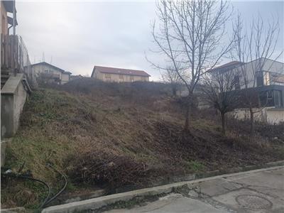 Vanzare teren 1100 mp front la 2 strazi, posibilitate duplex, zona Borhanci