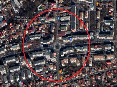 Teren constructie bloc RrM2 zona Titulescu Gheorgheni, Cluj-Napoca