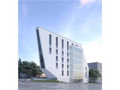 Inchiriere cladire de birouri constructie noua, 900 mp util, Semicentral,