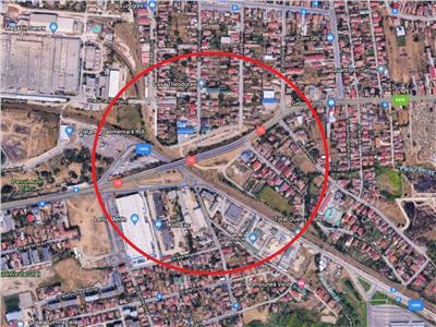 Vanzare teren UTR RrM2 zona Marasti/Someseni, Cluj-Napoca
