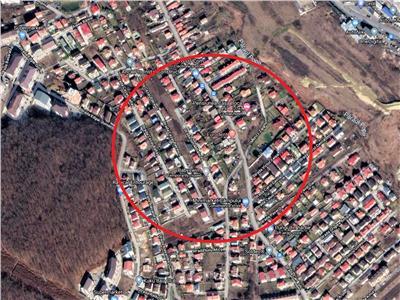 Vanzare teren rezidential cu PUZ zona Campului Manastur - Cluj-Napoca