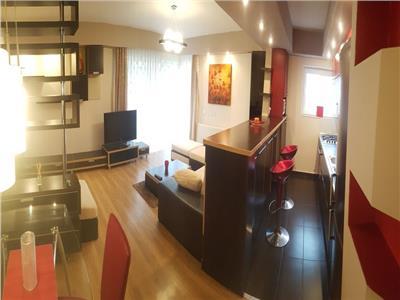 Inchiriere apartament 2 camere bloc nou in Andrei Muresanu- str Trifoiului