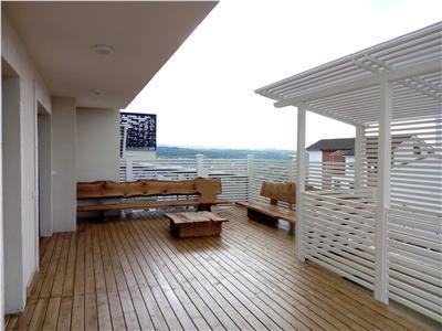 Vanzare parte duplex in Borhanci zona Gardenia Residence, Cluj Napoca