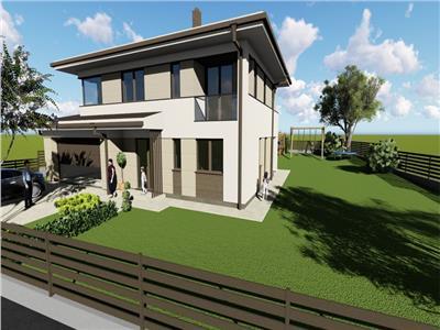 Vanzare casa individuala, teren 700 mp, zona Faget - Wonderland, Cluj Napoca