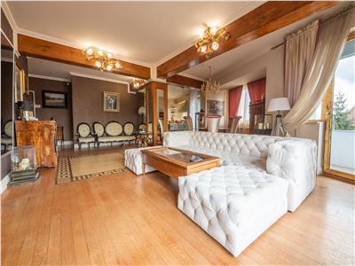 Vanzare apartament 3 camere de LUX, garaj dublu zona Paris Centru, Cluj-Napoca