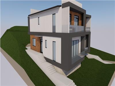 Vanzare casa tip Duplex zona 5 km Auchan Iris Valea Chintaului, Cluj-Napoca