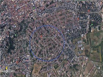 Vanzare casa cu teren 400 mp, zona Andrei Muresanu, Cluj-Napoca