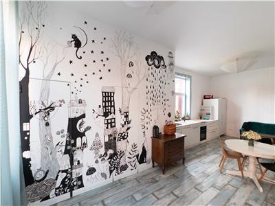 Inchiriere casa 3 camere in Andrei Muresanu- zona Piata Cipariu, Cluj Napoca