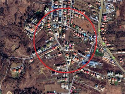 Vanzare teren rezidential UTR - ULiu zona Eugen Ionesco, Europa, Cluj-Napoca