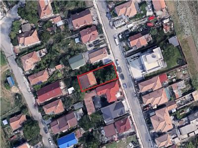 Vanzare teren rezidential cu AC pentru duplex zona Corneliu Coposu Dambul Rotund