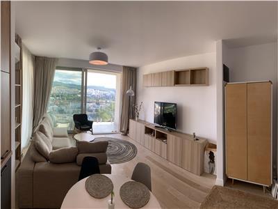 Inchiriere apartament 4 camere de LUX zona Gruia, Cluj Napoca