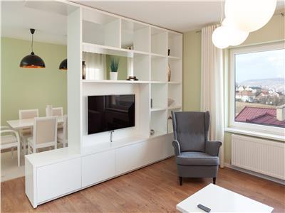 Vanzare apartament 3 camere de LUX in Andrei Muresanu- zona Grand Hotel Italia, Cluj Napoca