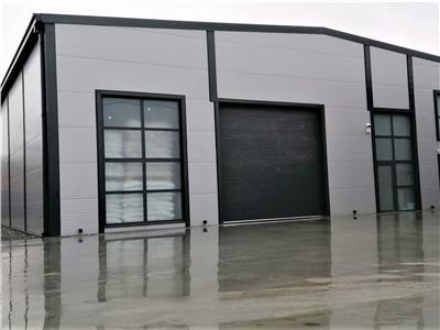Vanzare hala depozitare sau productie, spatiu birouri in Jucu, Cluj-Napoca