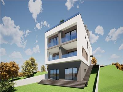 Vanzare casa tip duplex 185 mp cu panorama zona Voronet Iris, Cluj-Napoca