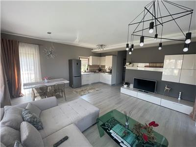 Inchiriere apartament 2 camere modern, terasa, parcare zona Nottara Andrei Muresanu