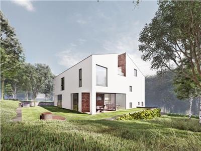Vanzare casa tip duplex premium 190 mp, garaj, 220 mp curte libera zona Eugen Ionesco Europa