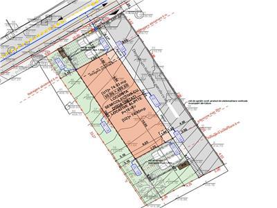 Vanzare teren autorizat pentru duplex zona Trifoiului Andrei Muresanu, Cluj-Napoca