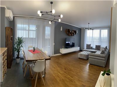 Vanzare apartament 4 camere de LUX tip penthouse in Marasti- zona Clujana, Cluj Napoca
