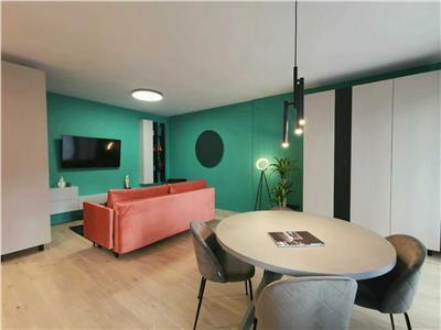Inchiriere apartament 2 camere de LUX cu gradina zona Centrala, Cluj Napoca