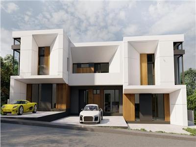 Vanzare casa tip duplex 220 mp, teren 240 mp zona Piata Engels Andrei Muresanu