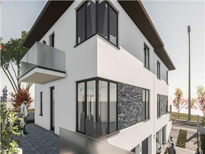 Vanzare parte duplex cu gradina 110 mp in Manastur- zona Campului, Cluj Napoca