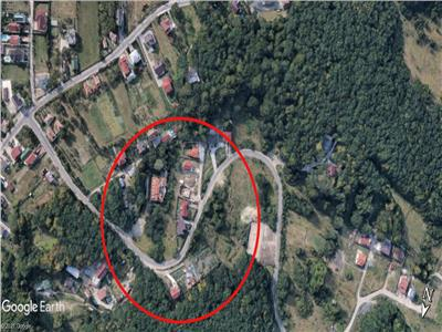 Vanzare 1036 mp teren in zona Faget, Cluj-Napoca