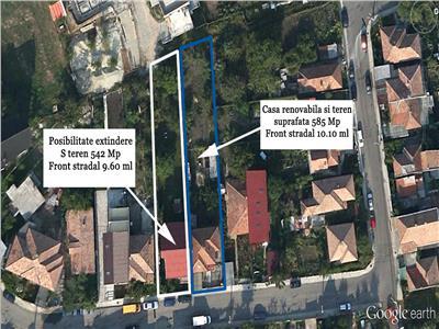 Vanzare casa renovabila zona Gruia, posibilitate extindere teren
