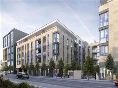 Vanzare Apartament 3 camere decomandat cu terasa, Centru,  Tribunal
