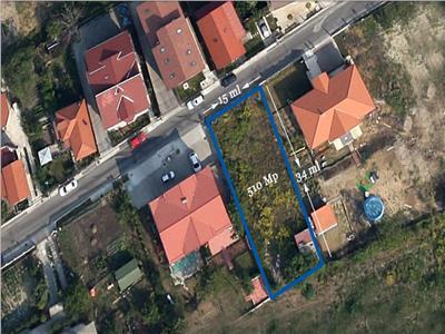 Vanzare teren pentru casa in A.Muresanu, Cluj-Napoca