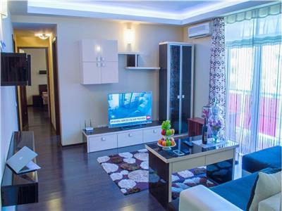 Inchiriere apartament 3 camere bloc nou, modern in Zorilor- Golden Tulip, Cluj-Napoca