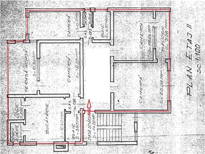 Vanzare apartament pe strada Republicii, Cluj-Napoca