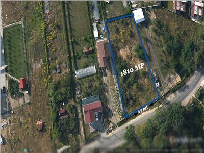 Vanzare teren constructie in Faget, Cluj-Napoca