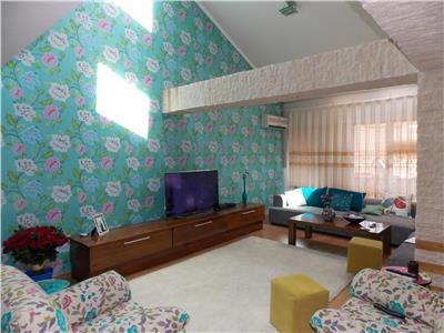 Inchiriere apartament tip penthouse 3 camere de LUX zona Baza Sportiva Gheorgheni