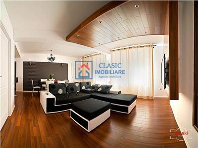 Inchiriere apartament 4 camere de LUX zona Zorilor- str M. Eliade