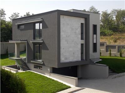 Vanzare casa individuala, arhitectura moderna, zona Europa