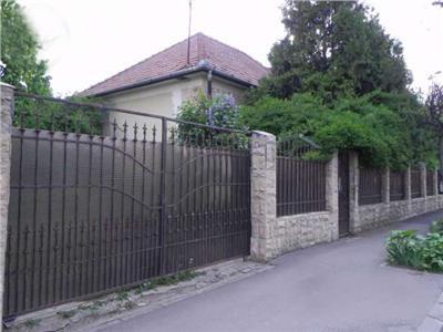 Vanzare casa cu 1000 mp teren zona A.Muresanu, Cluj-Napoca