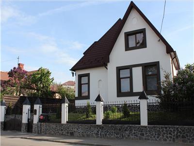 Vanzare casa individuala complet restaurata, zona Gruia, Cluj-Napoca