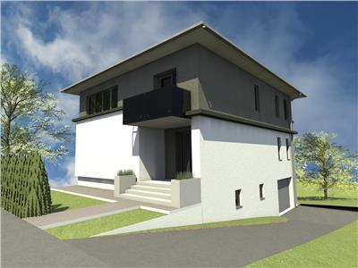 Vanzare casa individuala nou construita zona A.Muresanu, Cluj-Napoca