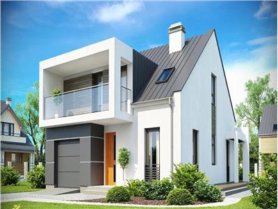 Vanzare casa constructie noua, semifinisat, Europa, Cluj-Napoca