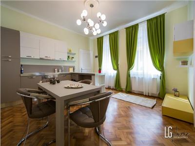 Inchiriere Apartament 4 camere de LUX in Centru, Cluj-Napoca