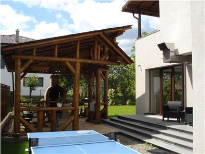 Vanzare vila duplex ultrafinisata in Buna Ziua, zona str. Macesului