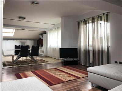 Inchiriere Apartament 3 camere de LUX in Plopilor-Sala Polivalenta